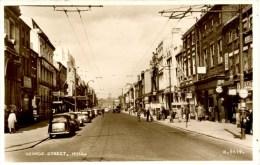 YORKS - HULL - GEORGE STREET RP Ye161 - Hull