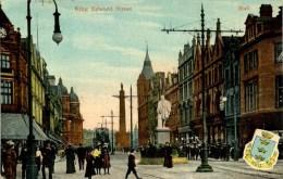 YORKS - HULL - KING EDWARD  STREET RP Ye12 - Hull