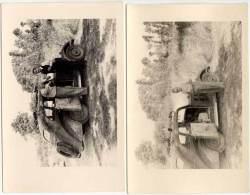 2 Photos, Automobile à Identifier, Peugeot ? - Automobiles