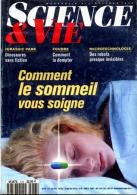 SCIENCE & VIE.- Nº 913- Comment Le Sommeil Vous Soigne- Dinosaures Sans Fiction. Etc. Etc - Science