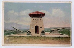 MONUMENT ON SAN JUAN HILL - Unclassified