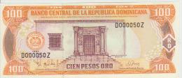 Dominicana 100 Pesos 1997 Pick 156 UNC - Repubblica Dominicana