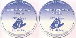 #D95-155 Viltje Winterbierfestival - Sous-bocks