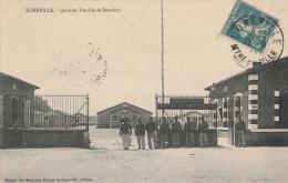 CPA - CASERNE - 54 -  LUNEVILLE   - 161 - Casernes