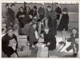 Groupe De Scouts, Vers 1970 - Lieux