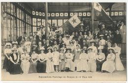 Esperantista Festofago En Genevo 16/17 Majo 1908 Geneve  Festival Esperanto - GE Geneva
