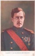 Guerre 14-18, Belgique, Albert I, Le Glorieux Roi-soldat (117) - Personajes