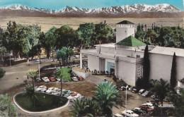 Maroc - Marrakech - Vue Aérienne Casino - Cachet Postal - Marrakesh