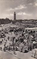 Maroc - Marrakech - Place Djemaa El Fna - Editeur Bertrand N° 31 - Marrakesh