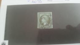 LOT 266087 TIMBRE DE FRANCE OBLITERE N�11 VALEUR 90 EUROS TB