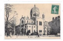 21 - DIJON : Synagogue Thème Religion - Judaisme