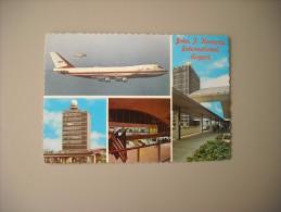 ETATS UNIS NY NEW YORK CITY CENTRAL JOHN F. KENNEDY INTERNATIONAL AIRPORT - Aéroports