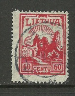 LITAUEN Lithuania 1933 Michel 384 O - Lithuania
