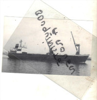 "photo bateau navire identifi� "" ESTEBOGEN "" Bauer et Hauschildt kg 1972 Sietas HAMBOURG ALLEMAGNE TRANSPORT MARITIME MER"