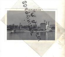 "photo  navire identifi� "" THORDRACHE "" DE VRIES ET CIE TANKER 1963 ROLANDWERFT  ALLEMAGNE TRANSPORT MARITIME MER"