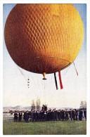 AK Fesselballon Ungebraucht Foto Hildenbrand - Montgolfières