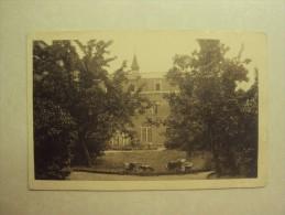 18964 - POPERINGE - PENSIONNAT FRANCAIS DE LA SAINTE UNION - ZIE 2 FOTO'S