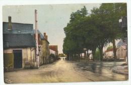 LUZY  (58.Nièvre)  La Promenade - Otros Municipios