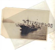 "photo  navire identifi� "" DENDERAH "" H.A.L 1922 STETTIN   ALLEMAGNE TRANSPORT MARITIME MER"