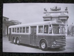 AUTOBUS,BUS   ALFA ROMEO 140 A 1954/58   Edizione Limitata 350 Copie - Buses & Coaches