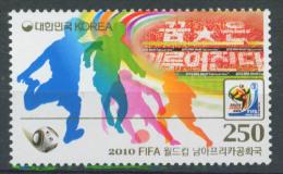 TH Korea Soccer Football FIFA World Cup 2010 MNH - Copa Mundial