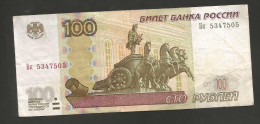 RUSSIA - RUSSIAN FEDERATION - 100  ROUBLES (1997) - Russia