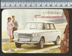 FIAT 1500 - Coches