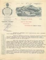 FACTURE LETTRE : VERVIER . THEODORE HOUBEN . 1935 - Belgio