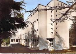 SAINT ETIENNE 42 - Lycée Honoré D'URFE : Internat - Pavillon Des Grandes - CPSM Dentelée Colorisée GF - Loire - Saint Etienne