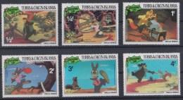 TURKS ET CAICOS   N**  MNH   Christmas 1981   Disney - Turks & Caicos (I. Turques Et Caïques)