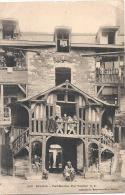 -35-  RENNES - Le Vieil Escalier De La Rue Vasselot  Neuve Animée TTB - Rennes