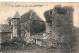 Champagne Mouton Vieux Château D'Ordieres TTB  Neuve - Altri Comuni