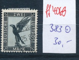 D.-Reich Nr.  383    O  ( Ff4069  ) Siehe Scan ! - Germany