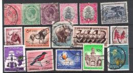 AFRIQUE DU SUD::lot De 27 TP  Ttes époques 1913...1993 - Afrique Du Sud (1961-...)