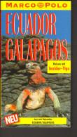 Ecuador U.Galapagos Marco Polo Reiseführer Von 1998 120 Seiten - Nord- & Südamerika