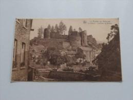 Le Château - Confluent Du Bronze - Anno 19?? ( Gekleefd / Zie Foto´s Voor Details ) !! - La-Roche-en-Ardenne