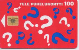 FINLAND PHONECARD   7/96-50000pcs- D103-USED(2)
