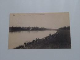 LANKLAER Pêcherie à La Meuse En Face Le Territoire Hollandais - Anno 19?? ( Zie Foto´s Voor Details ) !! - Dilsen-Stokkem