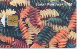 FINLAND PHONECARD   1/01-30000pcs- D233-USED(2)