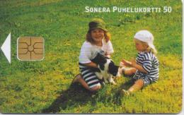 FINLAND PHONECARD   2/01-30000pcs- D236-USED(2)