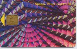 FINLAND PHONECARD   4/01-30000pcs- D237-USED(2)