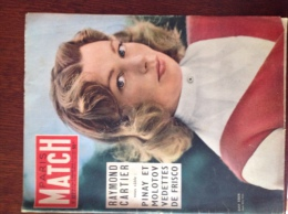 Paris-match N° 327  Semaine Du 02 Juillet  Au 09 Juillet 1955 Dany Robin à La Une - 1950 - Oggi
