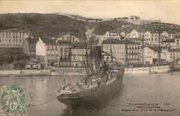 66 Port Vendres. Depart Pour Oran De La Medjerda - Port Vendres