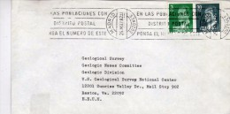 2808   Carta Madrid 1982 Buzones - 1931-Hoy: 2ª República - ... Juan Carlos I