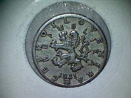 Tchécoslovaquie - 50 Haleru 1921 - Czechoslovakia