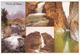 24533- WADIS OF OMAN, VALLEYS, WATERFALL, GORGES - Oman