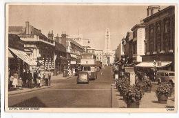 CPA Luton George Street Bedfordshire Angleterre Royaume Uni - Non Classés