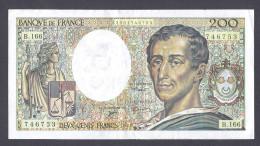 200 FRANCS MONTESQUIEU 1994 B.166 SUP - 200 F 1981-1994 ''Montesquieu''
