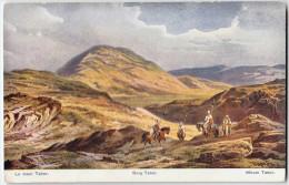 Artiste-CPA F. Perlberg - Palestine - Le Mont Tabor - Palestine