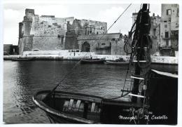 MONOPOLI - BARI - ANNI 60 - IL CASTELLO - Bari